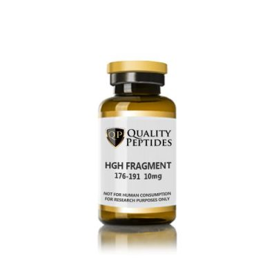 Quality Peptides HGH FRAGMENT 176 191 10mg