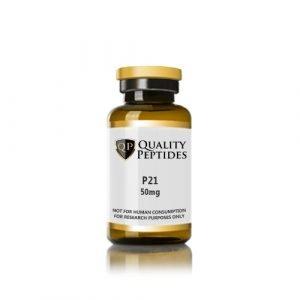 Quality Peptides P21 50mg