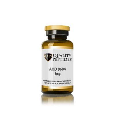 Quality Peptides aod 9604 5mg