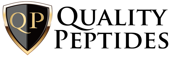 Quality Peptides logo 600x200px